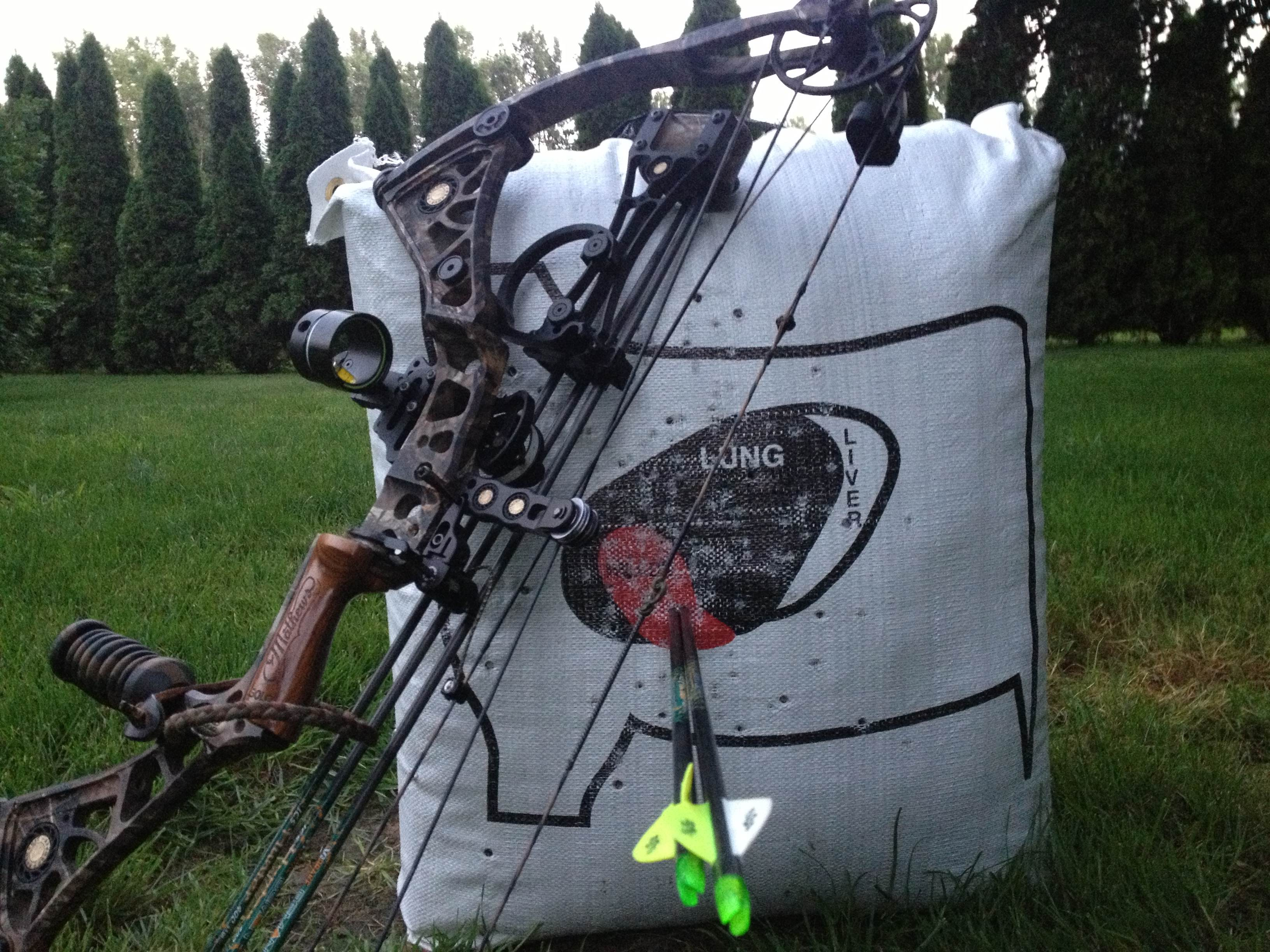 HHA Optimizer Lite Ultra bow sight review | Pushing the Wild Limits