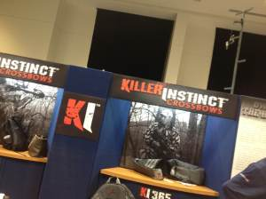 Killer Instinct™ Crossbows.