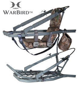 WarBird™ Climber.  Aluminum stand retailing for around $269.99
